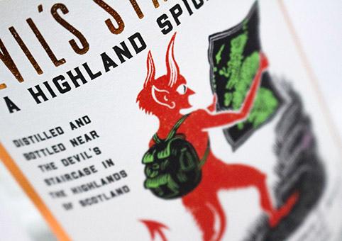 devil's staircase scottish gin