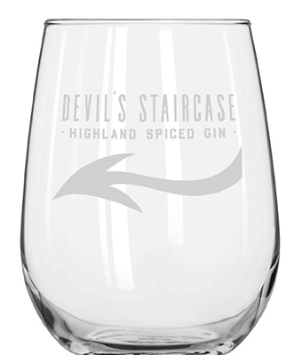 Devil's Staircase Glass