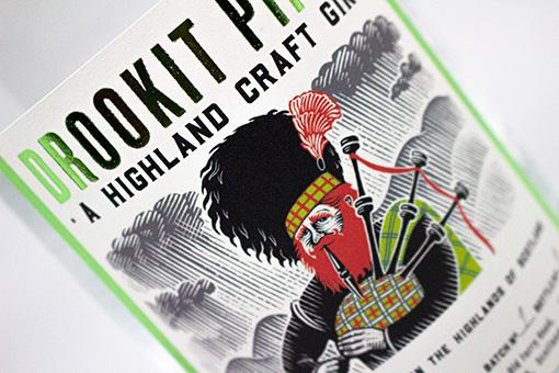 Highland Gin, Scottish Gin