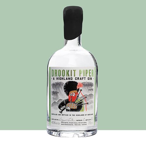 Drookit Piper Gin