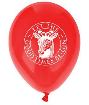 Gintastic balloons