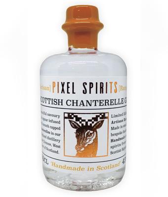 Chanterelle Gin